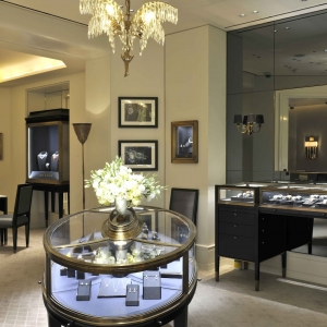 Harry Winston Harrods London