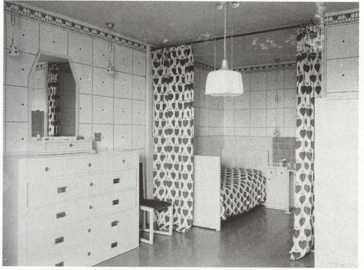 50014 a very rare josef hoffmann and wiener werkstaette. Black Bedroom Furniture Sets. Home Design Ideas